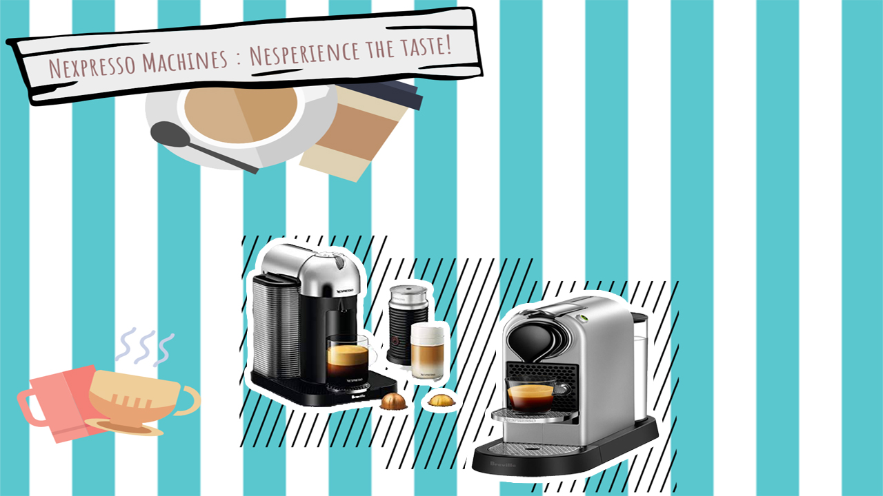 Top 10 Best Nespresso Machines | Select Best Nespresso Coffee Machine