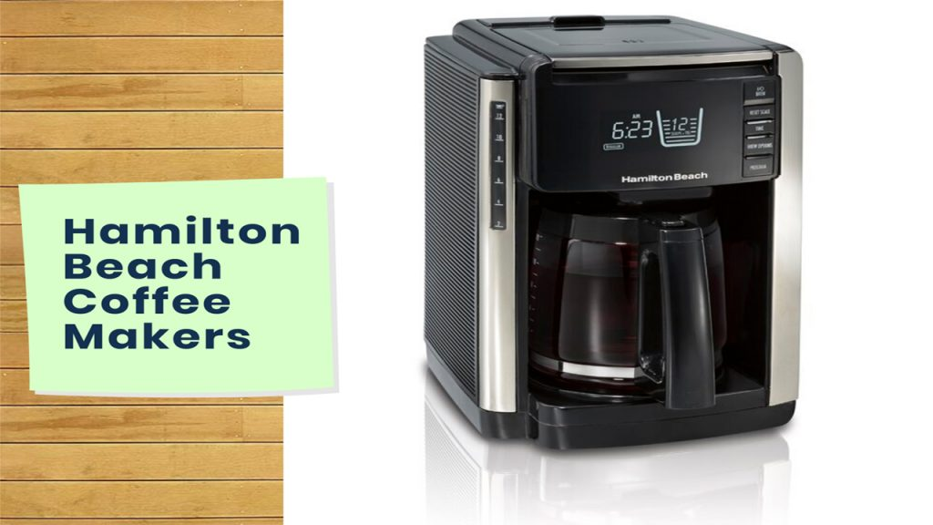 hamilton beach coffee makers