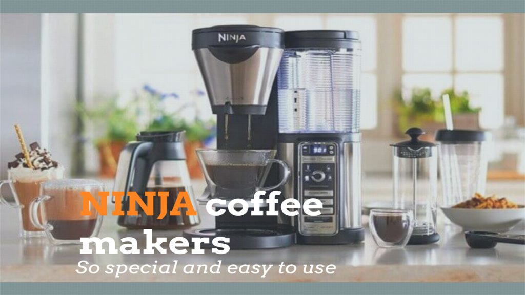 best ninja coffee maker