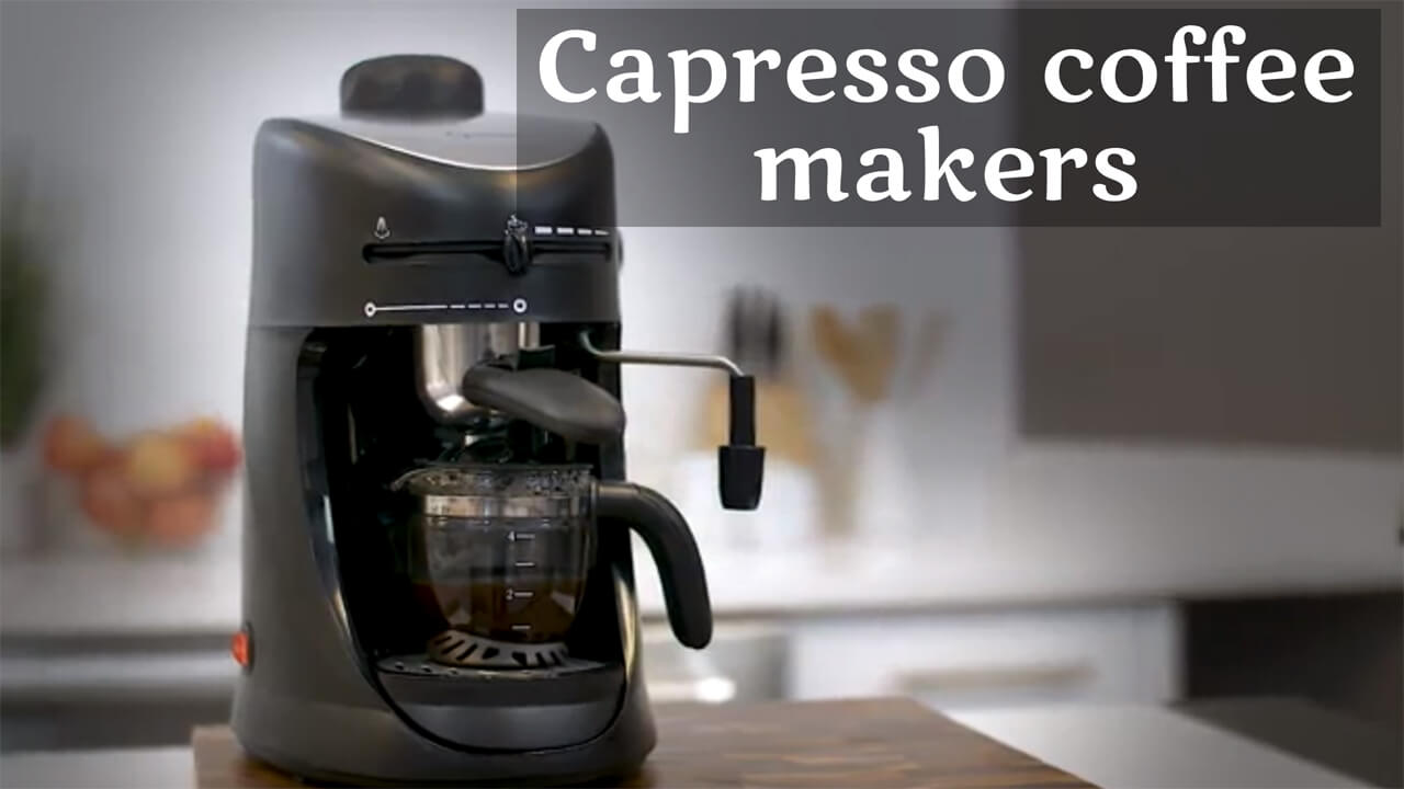 Capresso Coffee Maker Review